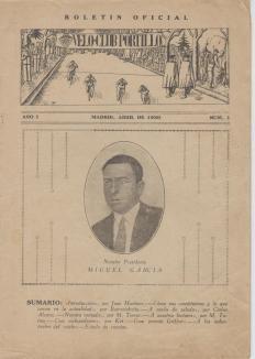 Boletín 1930