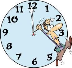 It's that time again ... Reloj