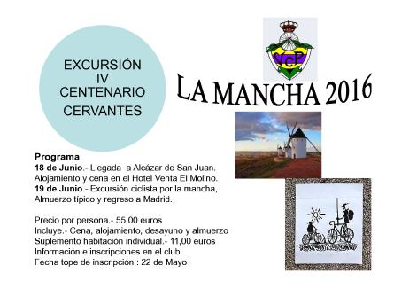 cartel la Mancha 2016